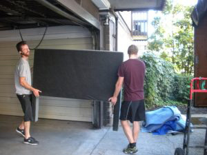 Furniture Removalists in South Sydney Municipality